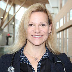 Jacqueline Pettersen, Associate Professor, Division of Neurology, Department of Medicine